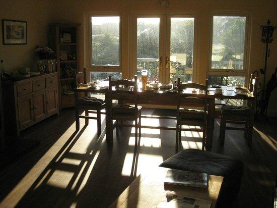 Glencairn House: living room
