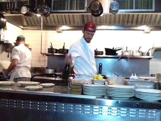 Barbuto: kitchen rush