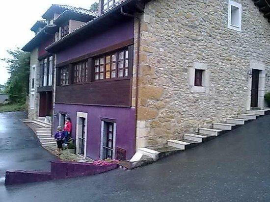 Casas Rurales Huerta San Benito: Explosión de color