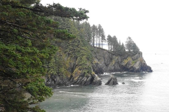 Fort Abercrombie State Park: View from trail - gorgeous!