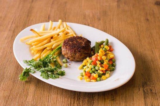 "DB's grill and restaurant ""Wunderbar"""