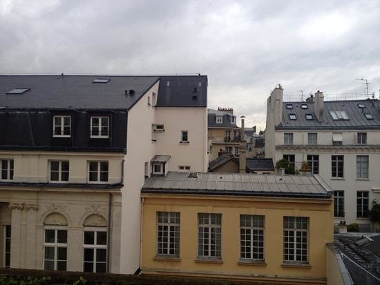 Hotel de l'Universite : my view