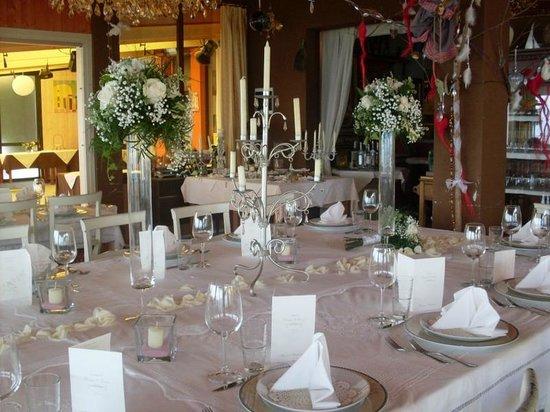 Villa dei Roccoli: matrimonio