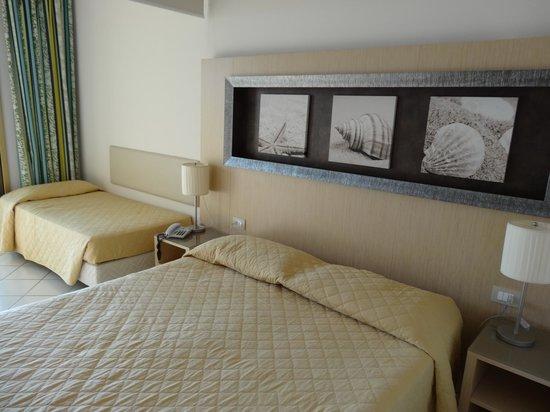 Club Marmara Cala Regina : chambre