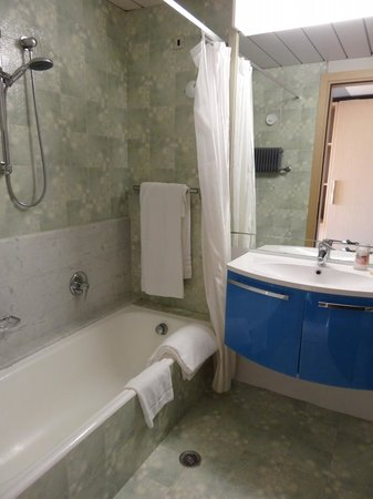 Club Marmara Cala Regina : salle de bains