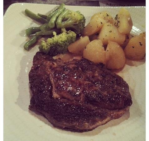 Plan B: Great steak