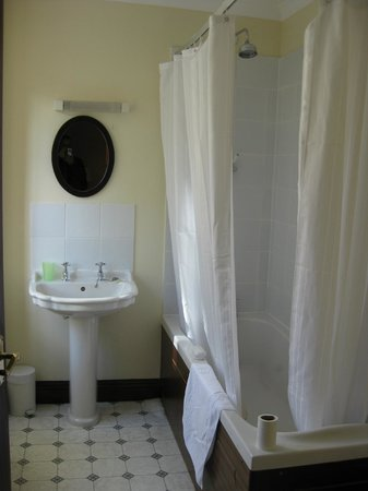 Greshornish House Hotel: Bathroom Canna