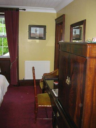 Greshornish House Hotel: Sleeping room Canna