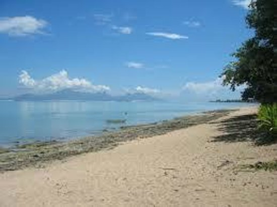 Pension Te Miti: plage/beach a 200 mètres