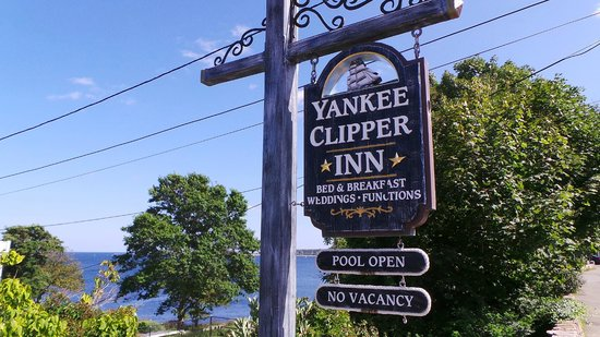 Yankee Clipper Inn: Here it is