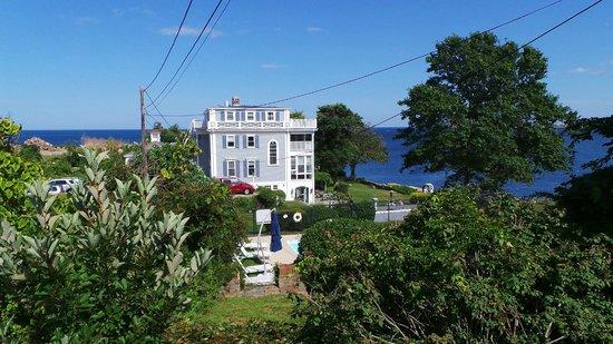 Yankee Clipper Inn: view