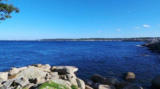 Yankee Clipper Inn: ocean view