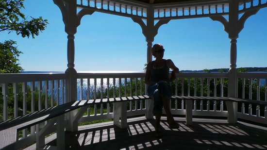 Yankee Clipper Inn: morning view