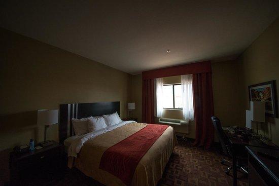 Comfort Inn & Suites: Camera
