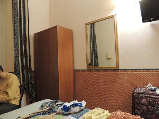 Hotel Lazzari: Placard