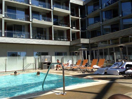 shore pool picture of shore hotel santa monica. Black Bedroom Furniture Sets. Home Design Ideas