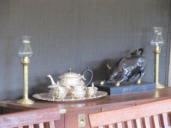 Sentinel Mara Camp: Tea Service