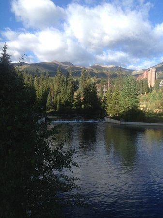 Marriott's Mountain Valley Lodge at Breckenridge: View from my room!