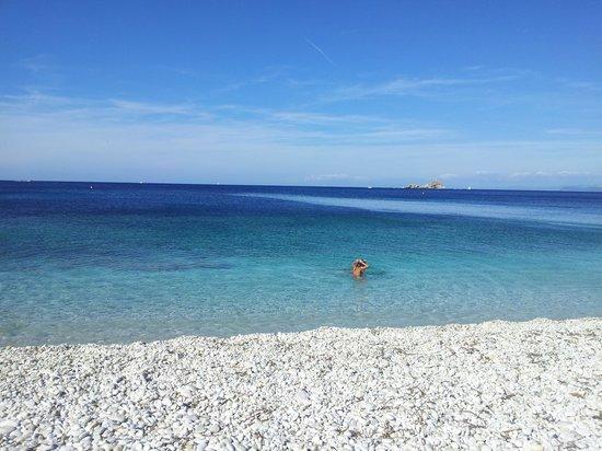 B&B Porta del Mare: plage Le ghiaie