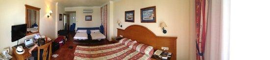 Hotel Isabel: Vista Panorâmica - apartamento