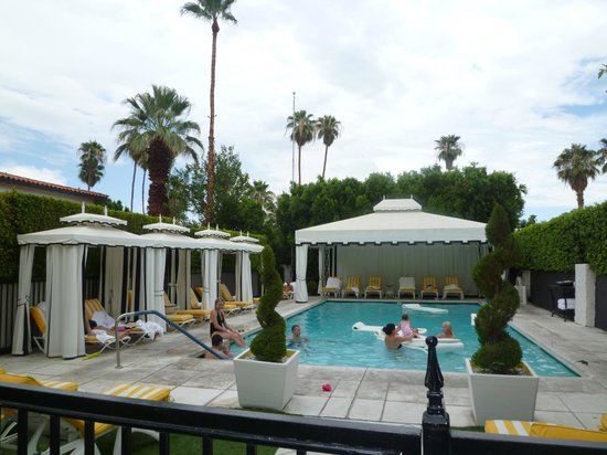 Avalon Hotel and Bungalows Palm Springs: Viceroy