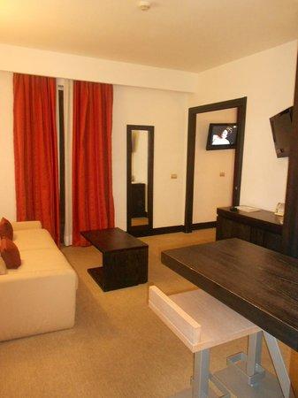 Excel Hotel Roma Ciampino: Salotto