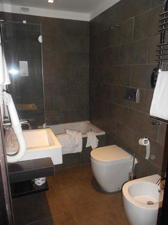 Excel Hotel Roma Ciampino: Bagno