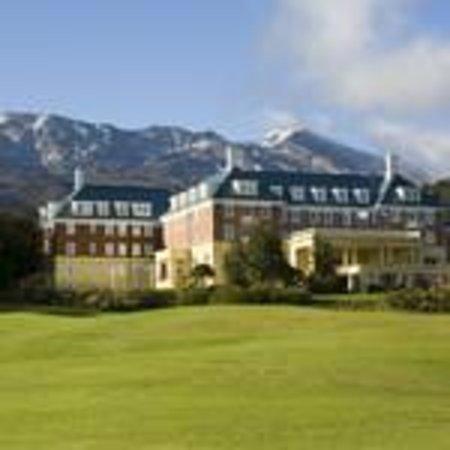 Chateau Tongariro Hotel: Chateau Tongarirro