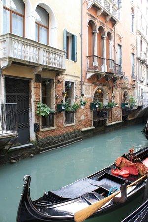 Piazza San Marco: Beleza dos canais de Veneza