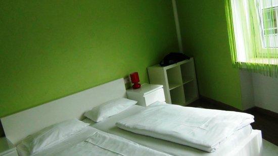 Espenlaub Hotel: Room