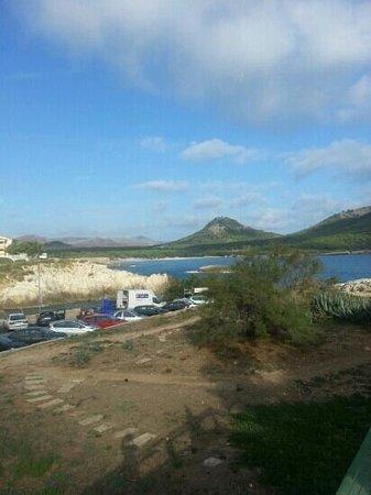 THB Cala Lliteras: view from pool