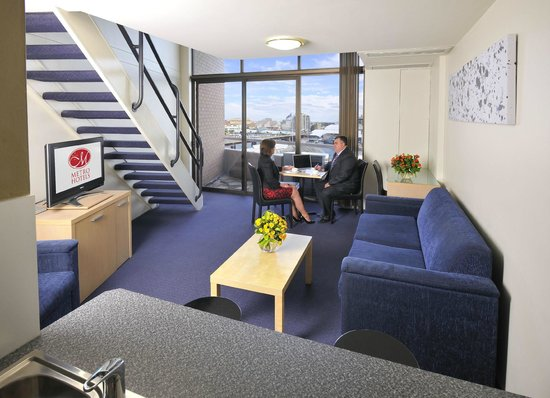 Metro Apartments On Darling Harbour: Great for Meetings