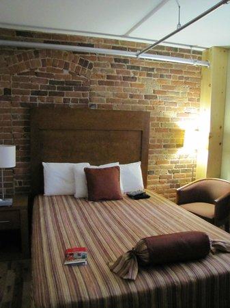 Hotel l'Abri du Voyageur : Chambre 303