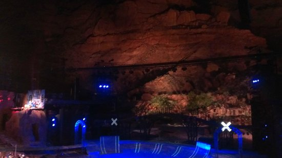 Coral Springs Resort : Tuacahn Theater