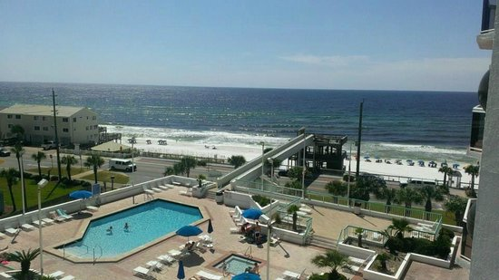Surfside Resort: view from 505