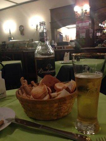 Bar San Roque: el acompañamiento