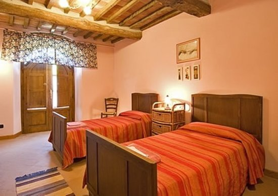 Agriturismo Borgo del Sole: Una delle camere doppie
