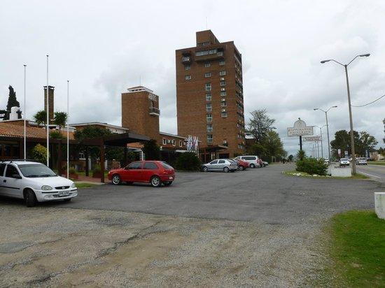 El Mirador Hotel and Spa: Frente del hotel