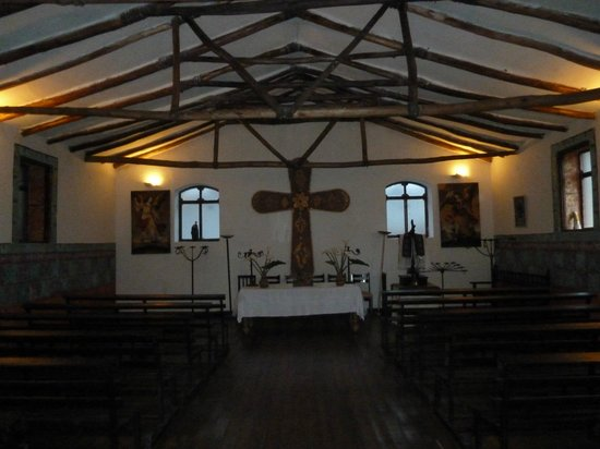 Sonesta Posadas del Inca Sacred Valley Yucay : Inside the church