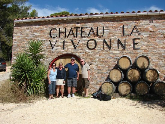 France Prestige Tours Private Day Tours : Wine tasting in Toulon
