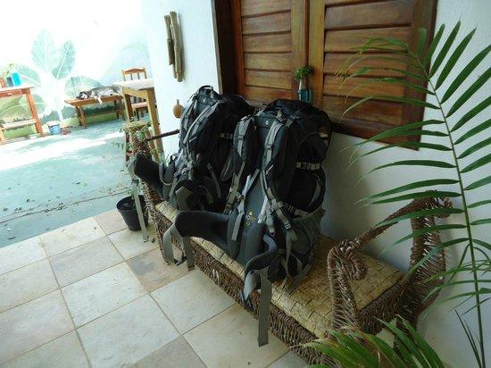 Casa Coco Verde - Pousada & Hostel: Viajantes