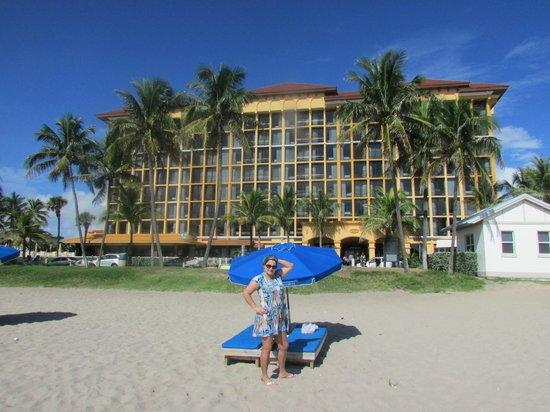 Wyndham Deerfield Beach Resort: HOTEL