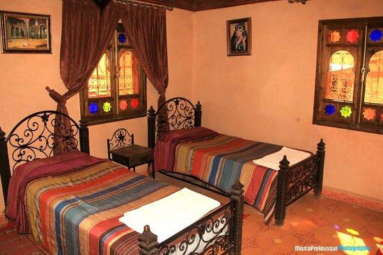 Hotel Etoil Du Toubkal : twin room