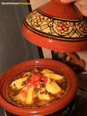 Hotel Etoil Du Toubkal : Tajine , Morocco