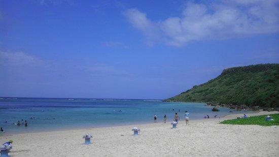 Aragusuku Beach: 新城(あらぐすく)海岸