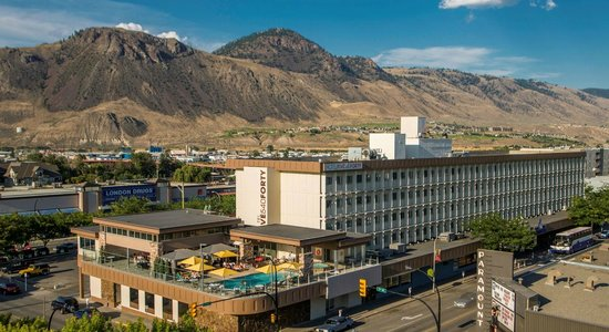 Hotel 540: Downtown Kamloops