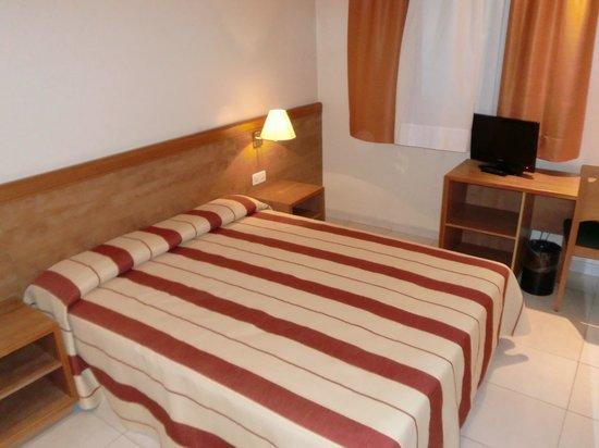 ホテル マルビ, ベッドルーム