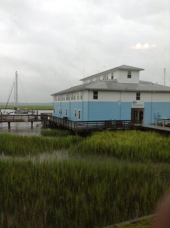 The Beaufort Inn : Inter harbor of Beaufort