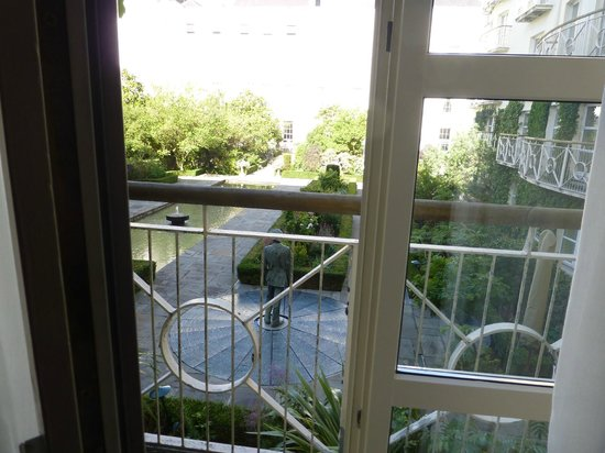 The Merrion Hotel: A Room With a Garden View