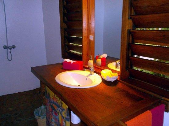 Antoremba - Lodge: bagno